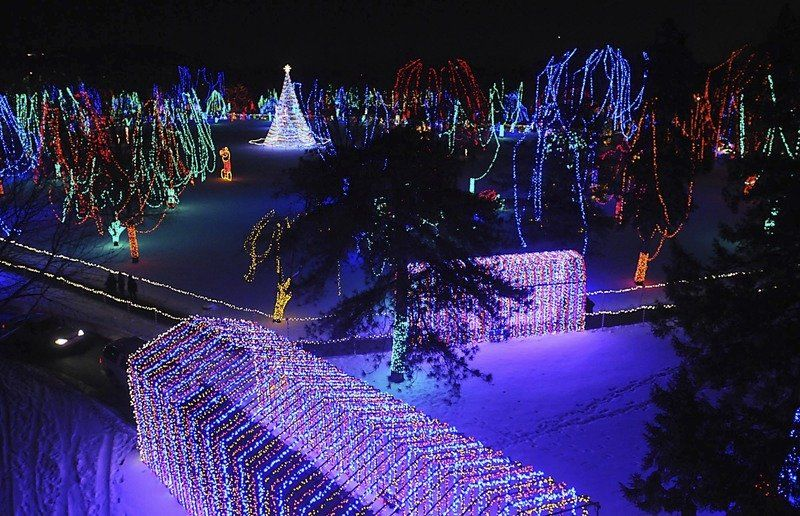 Bus tours planned for Sibley Park holiday lights | Local News ...