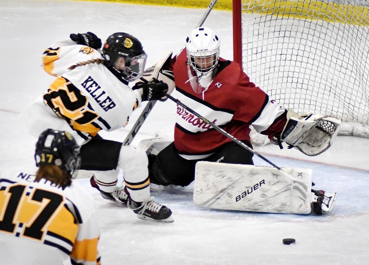 East/Loyola girls hockey vs. Fairmont1