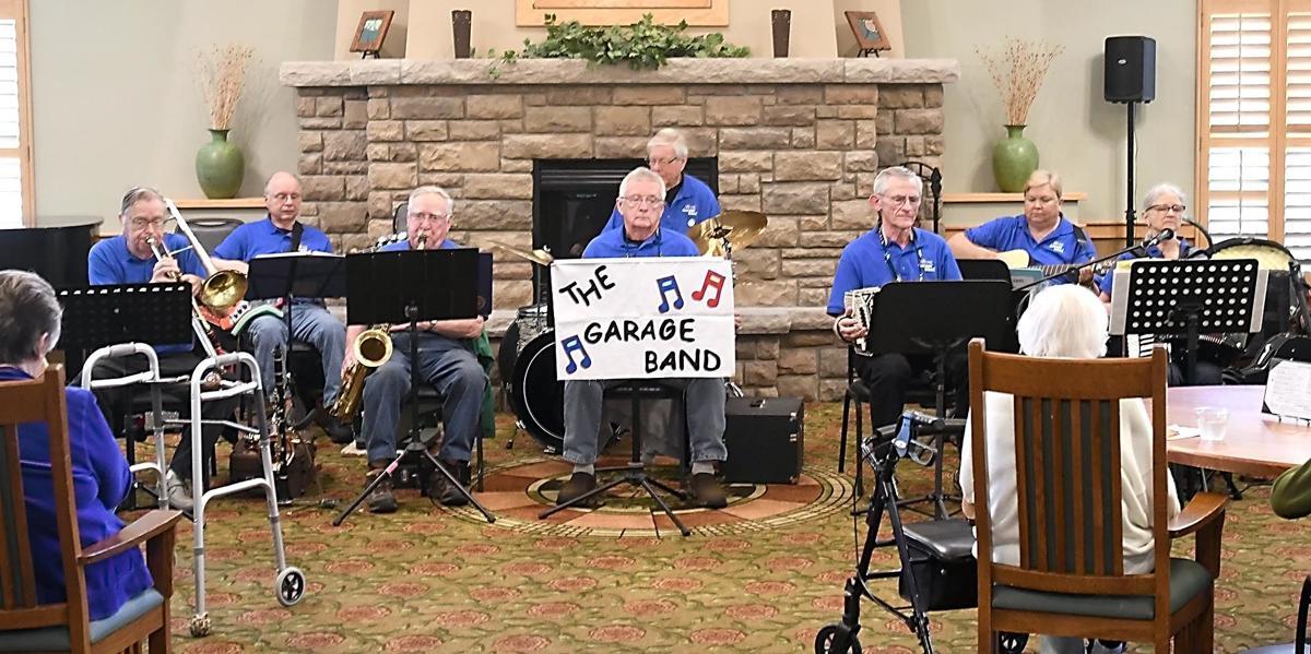 VINE Garage Band 1