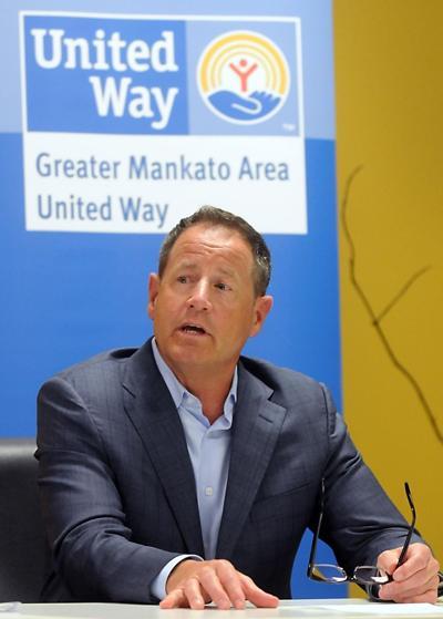 Snell Motors Mankato >> United Way beats expectations, gives more | News ...