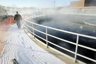 Mankato sewage treatment plant (copy)