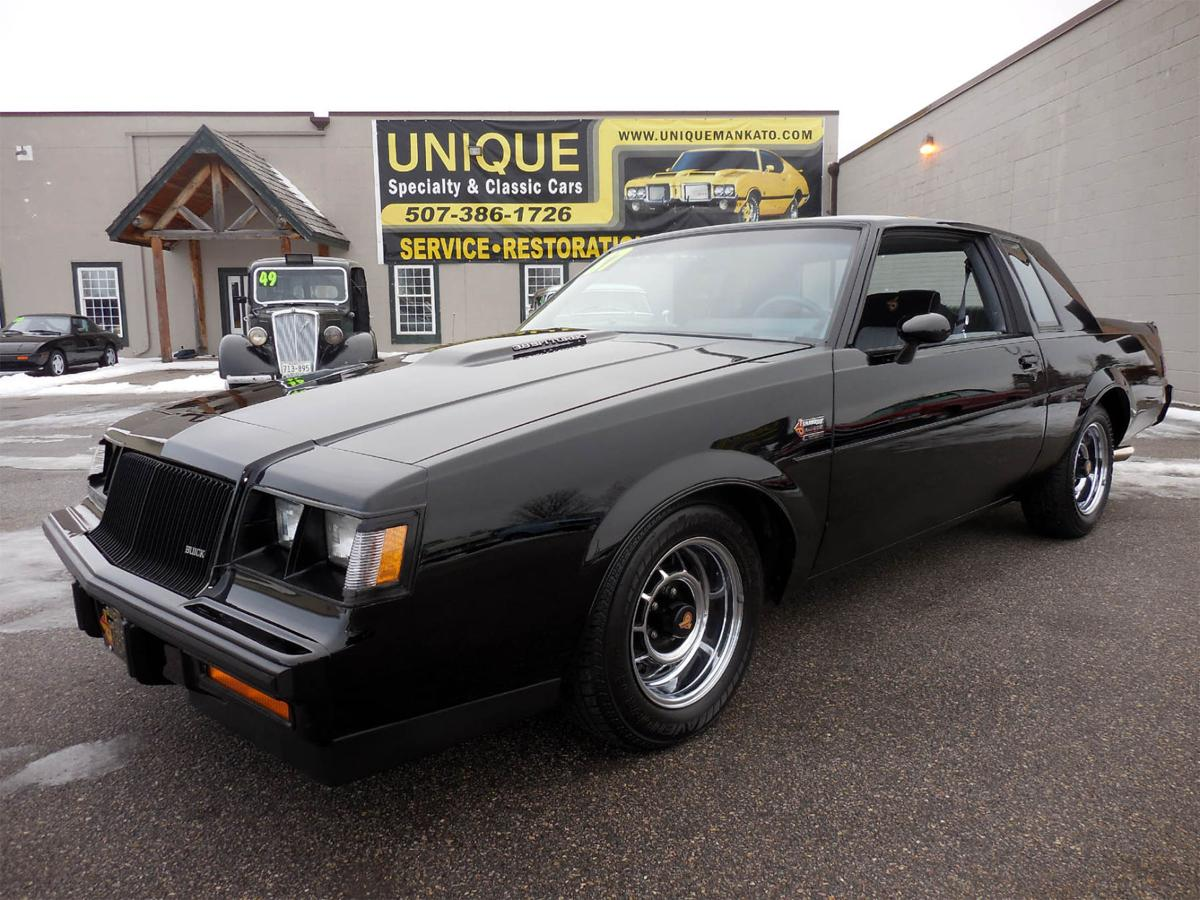 uncle grand extremely gnx the pin that buick boring national in cool one