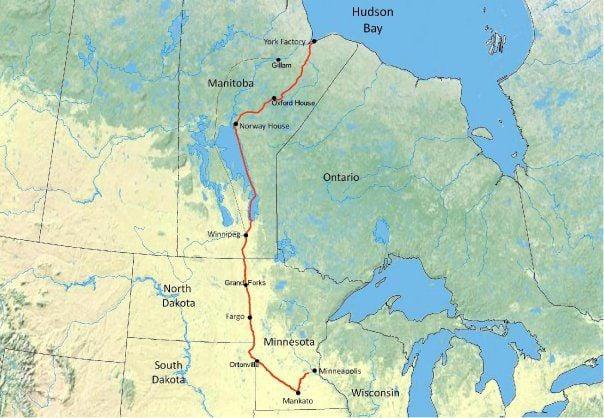 Book recounts Hudson Bay canoe trek | News