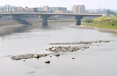 Drought water levels 2