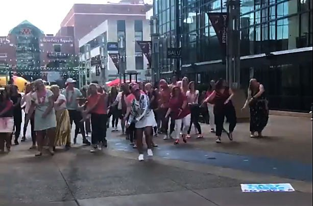 Flash Mob2