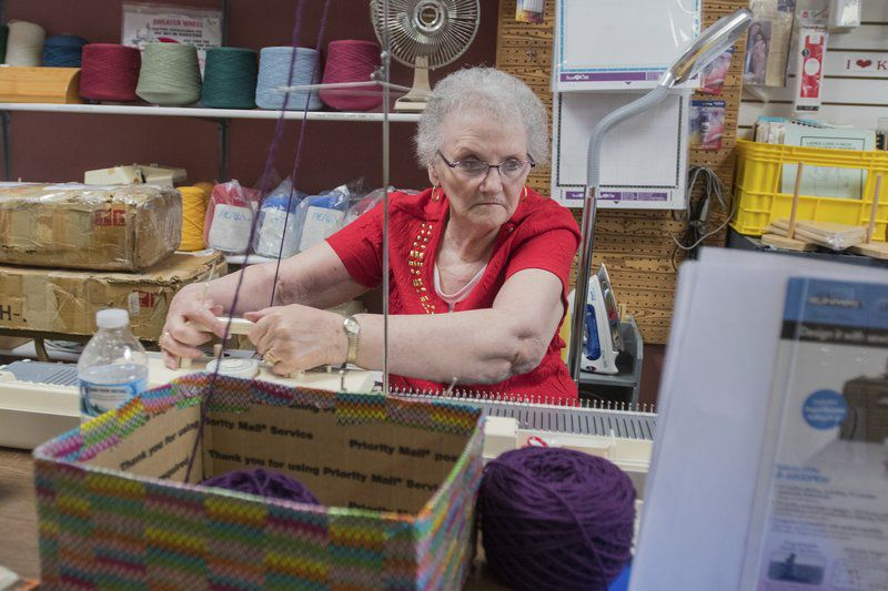 CRAFTINGWITH TECH Knit & Sew offers several clubs