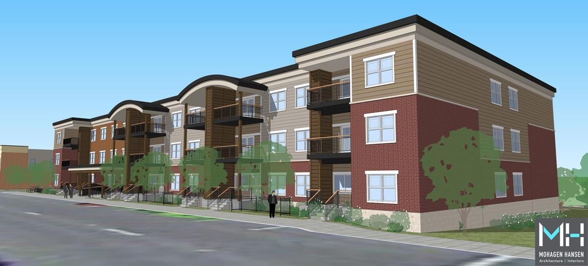 Unique downtown apartment complex coming to New Ulm | News ...