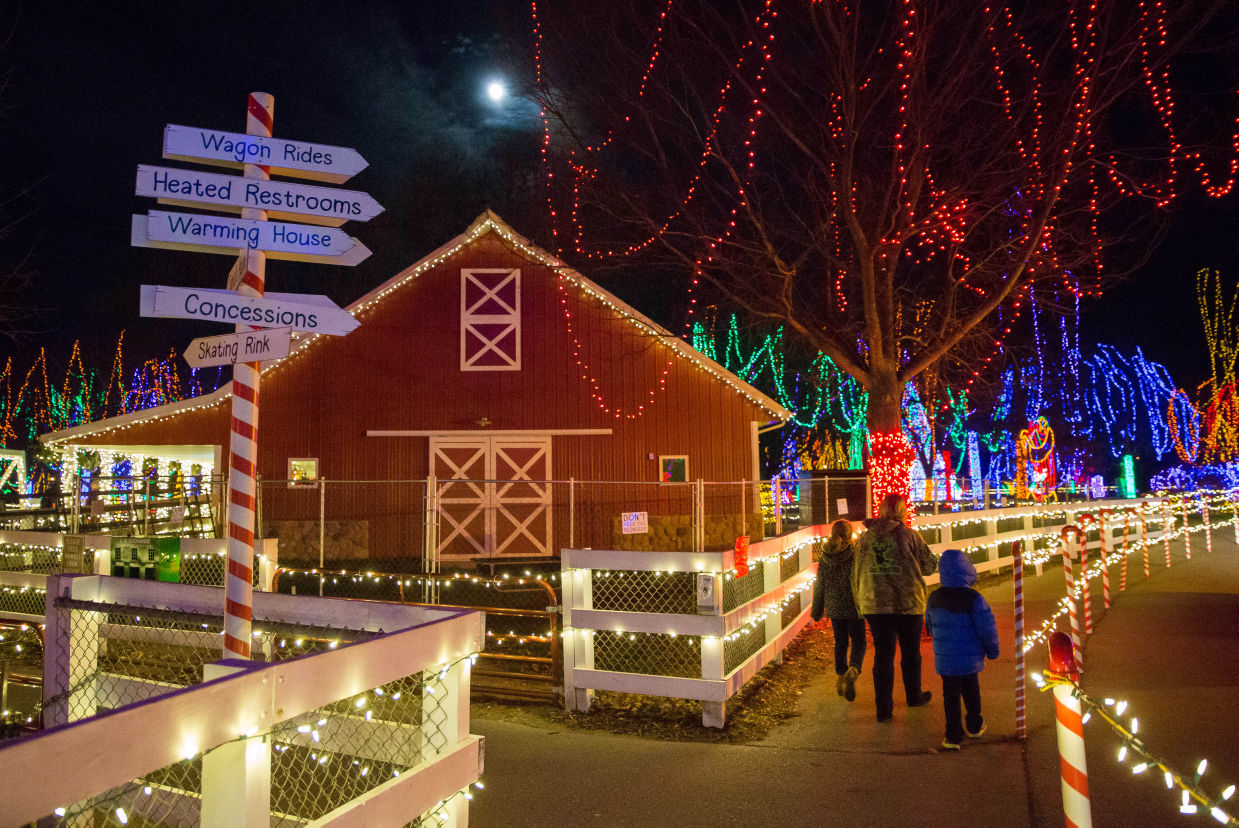 Kiwanis Holiday Lights Preview 4