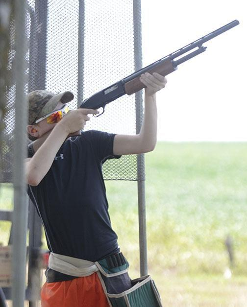 Clay Shooting Is Test Of Skills At Axtell Day