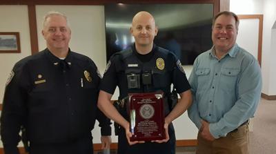 FBI-LEEDA award