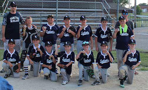 Kiwanis teams