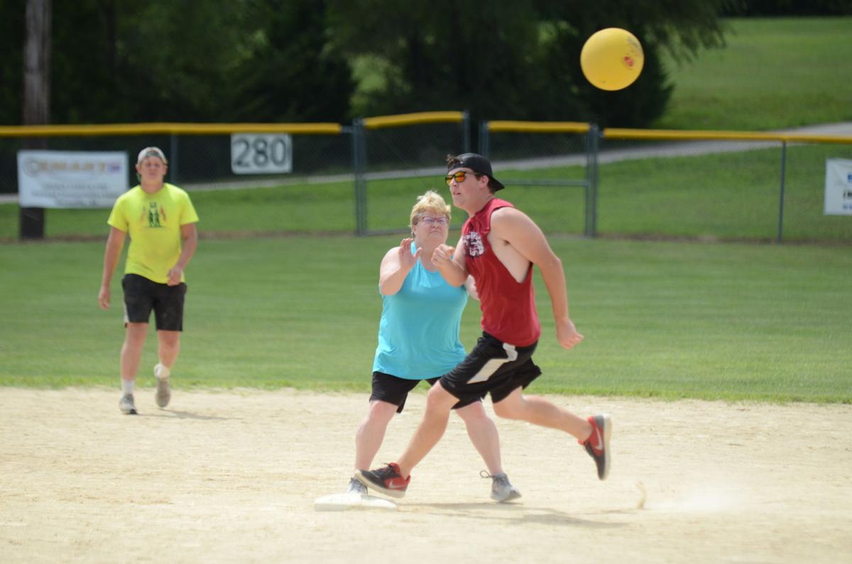 Kickball fundraiser