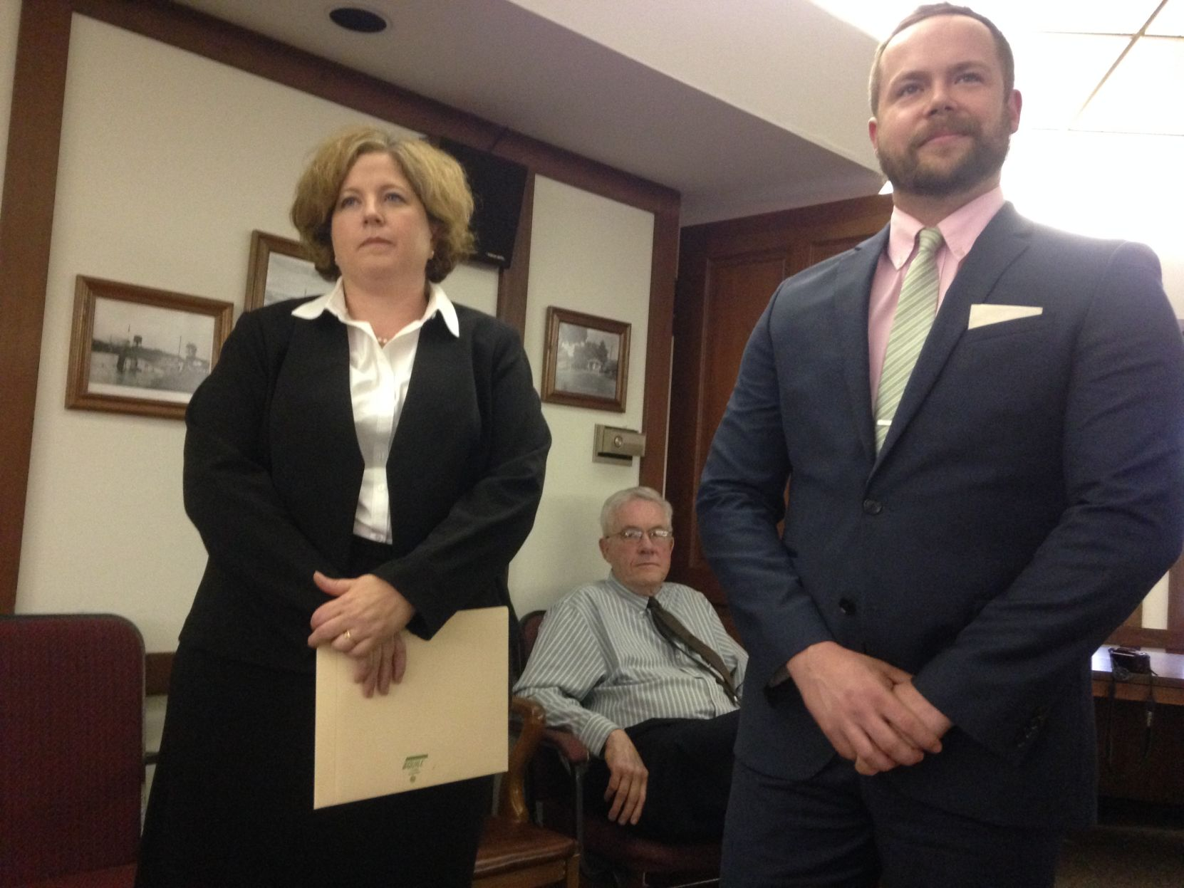 Voracek nominated as new Marshall County attorney