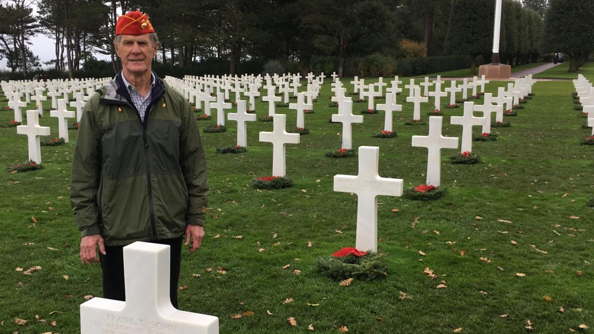 Marysville men join effort to honor fallen at Normandy