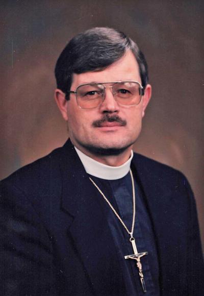 PASTOR CHARLES D. HUDSON