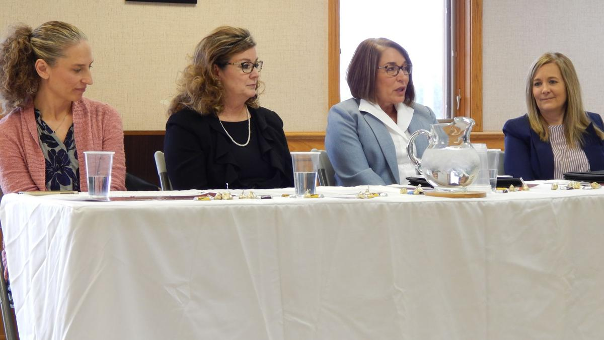 Women in business lead panel discussion