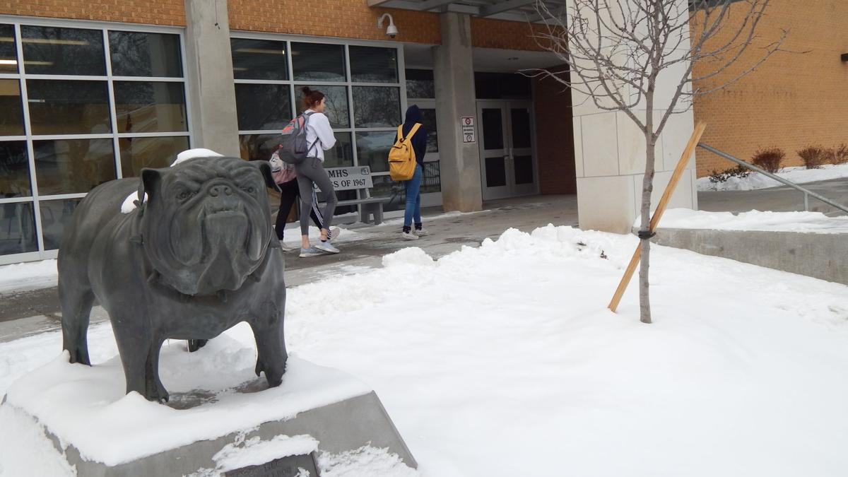 Board to decide whether to make up snow days