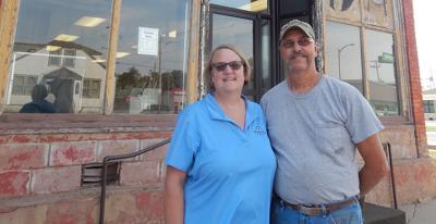 Stacey and Bob Latta