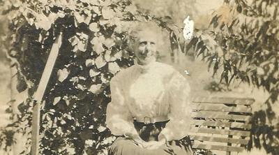 Great-aunt Amanda