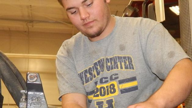 Western Center accommodates students from rural areas