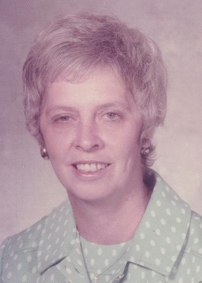 MARJORIE E. HOPPENSTEDT