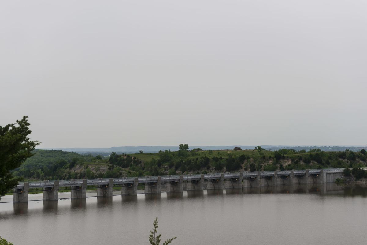 Spillway gates