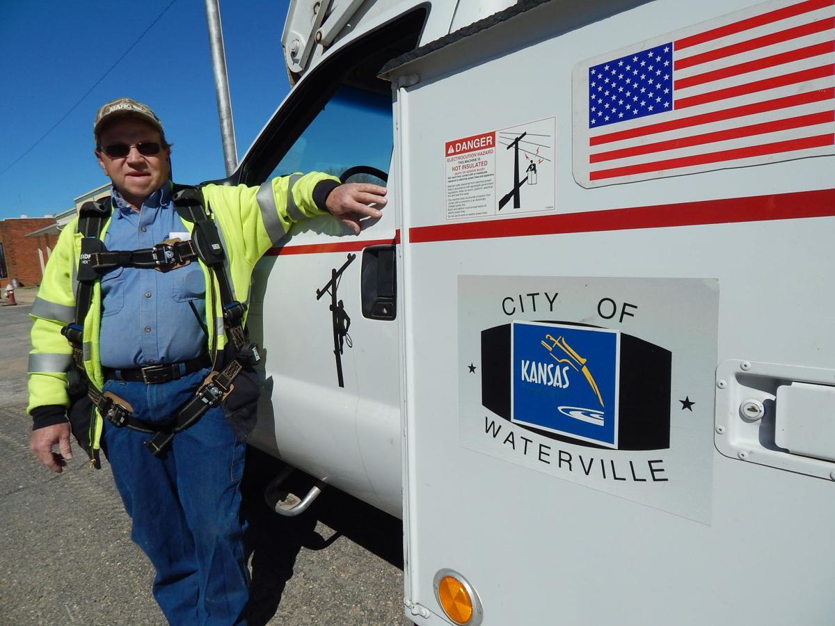 Wind power in Waterville
