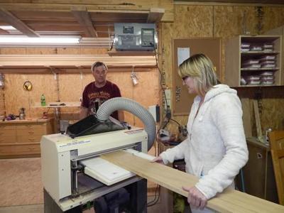 A&M Custom Wood focuses on creative designs