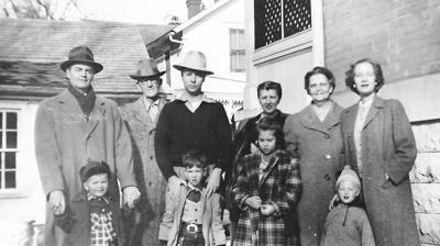 Koester and King families