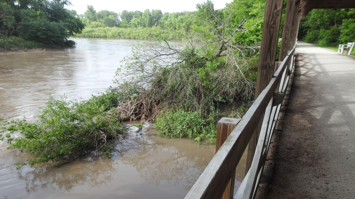 River's change threatens trail