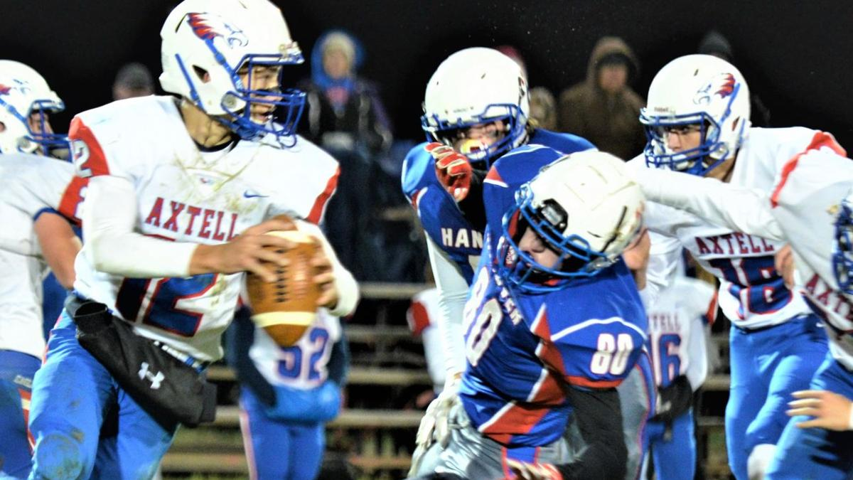 Axtell snags win at Hanover despite odds; other area teams all winners