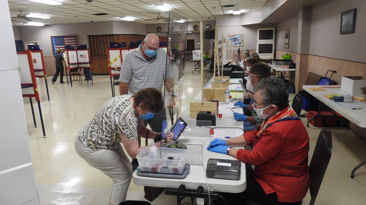 Blaske wins commissioner primary; House race close