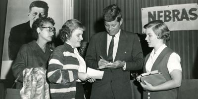 Interview with JFK