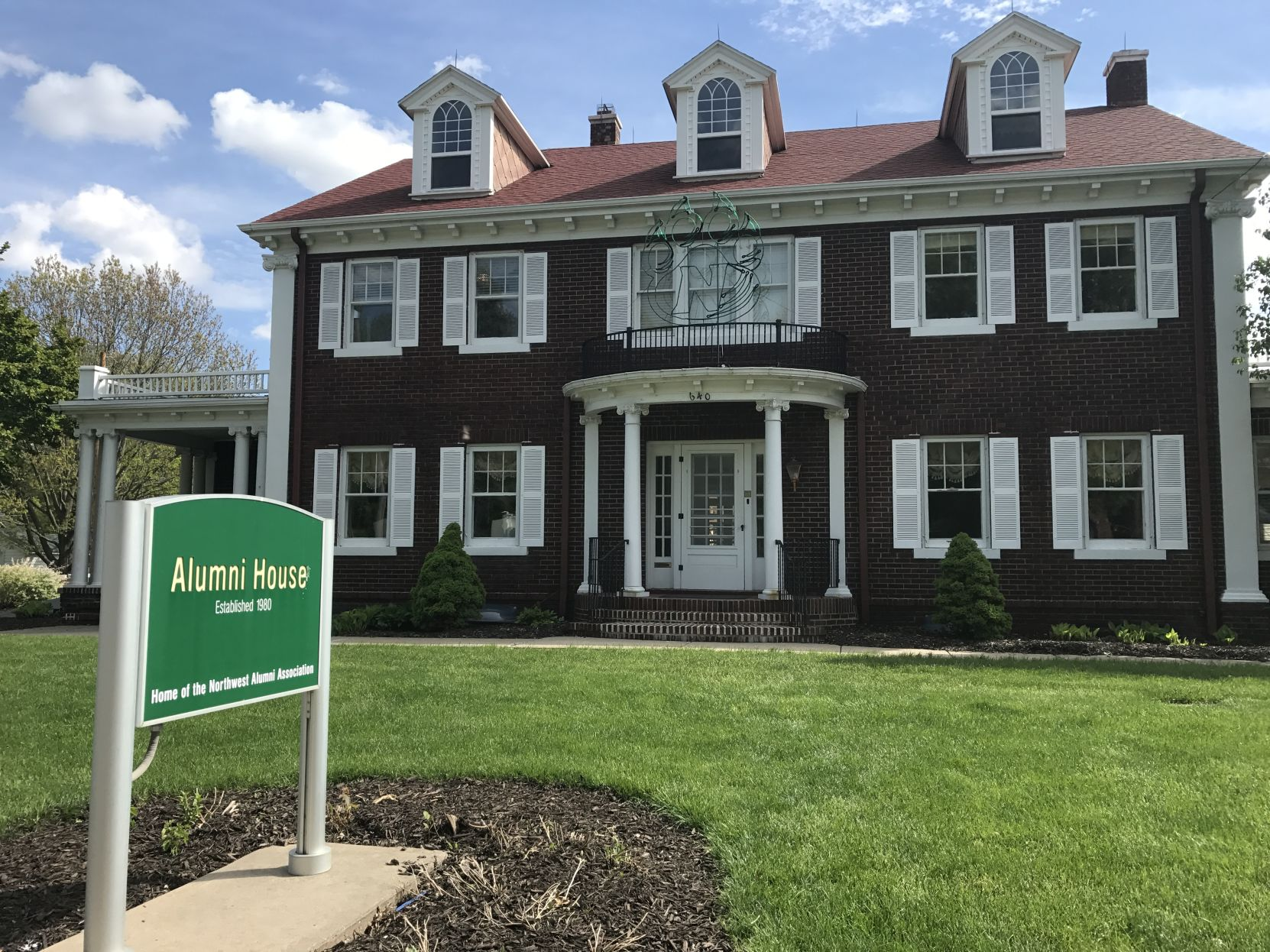 Beautiful The Northwest Missouri State University Alumni House Is Currently In The  Process Of Renovation And Expansion. Next School Year The Building Will Be  Renamed ...
