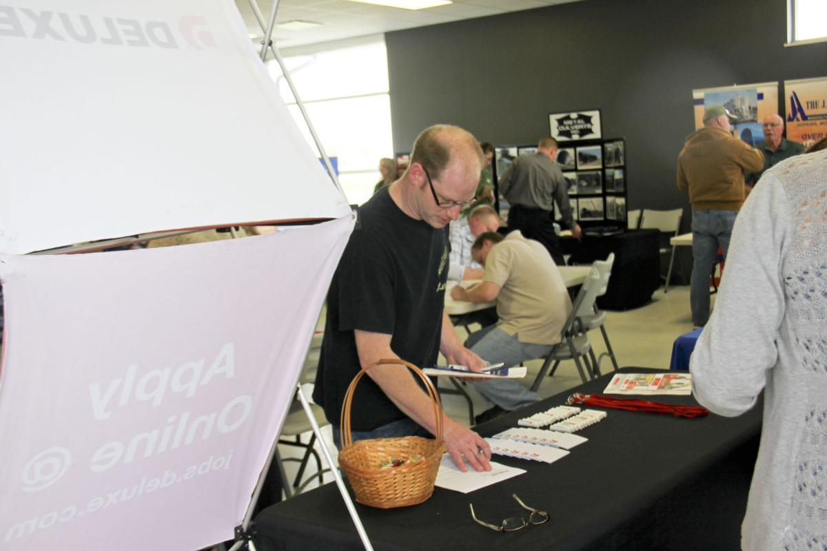 Job Fair Attracts Local Workers