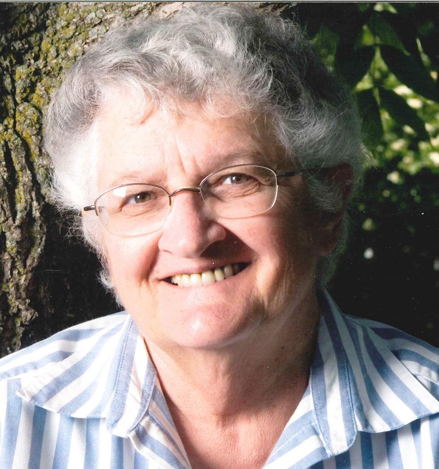 "Patricia Ann ""Dr. Patt"" VanDyke"
