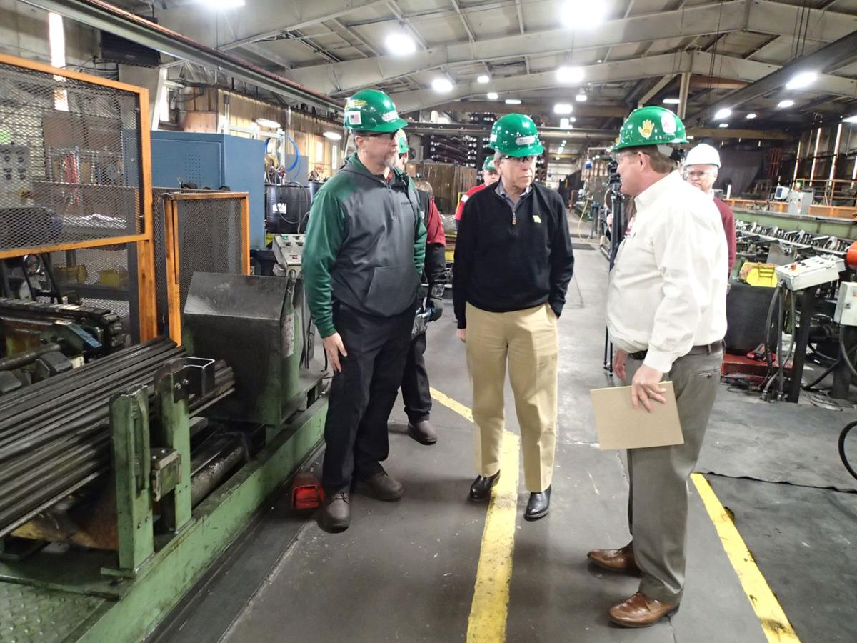 Maryville makes top 10 for small city industrial growth for Kawasaki motors maryville mo
