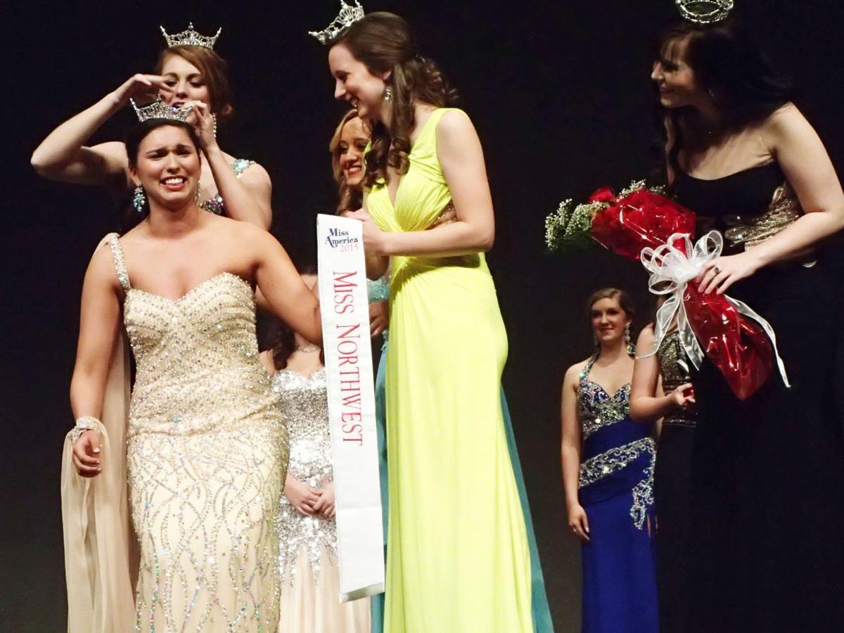 Miss Missouri State Fair Pageant - Beginning her reign