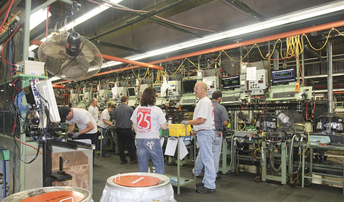 Motor factory still purring after 25 years business for Kawasaki motors maryville mo
