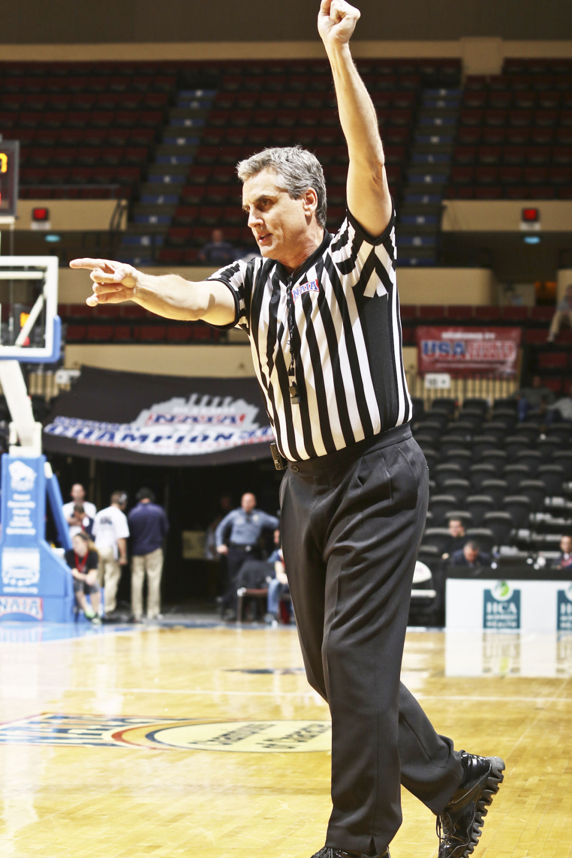Former Bearcat now D-I official | Sports | Maryville Daily ...