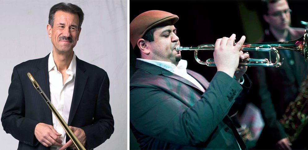 Top jazzmen headline Northwest music fest