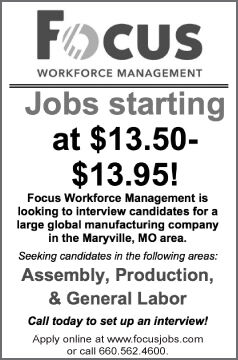 Manufacturing jobs available