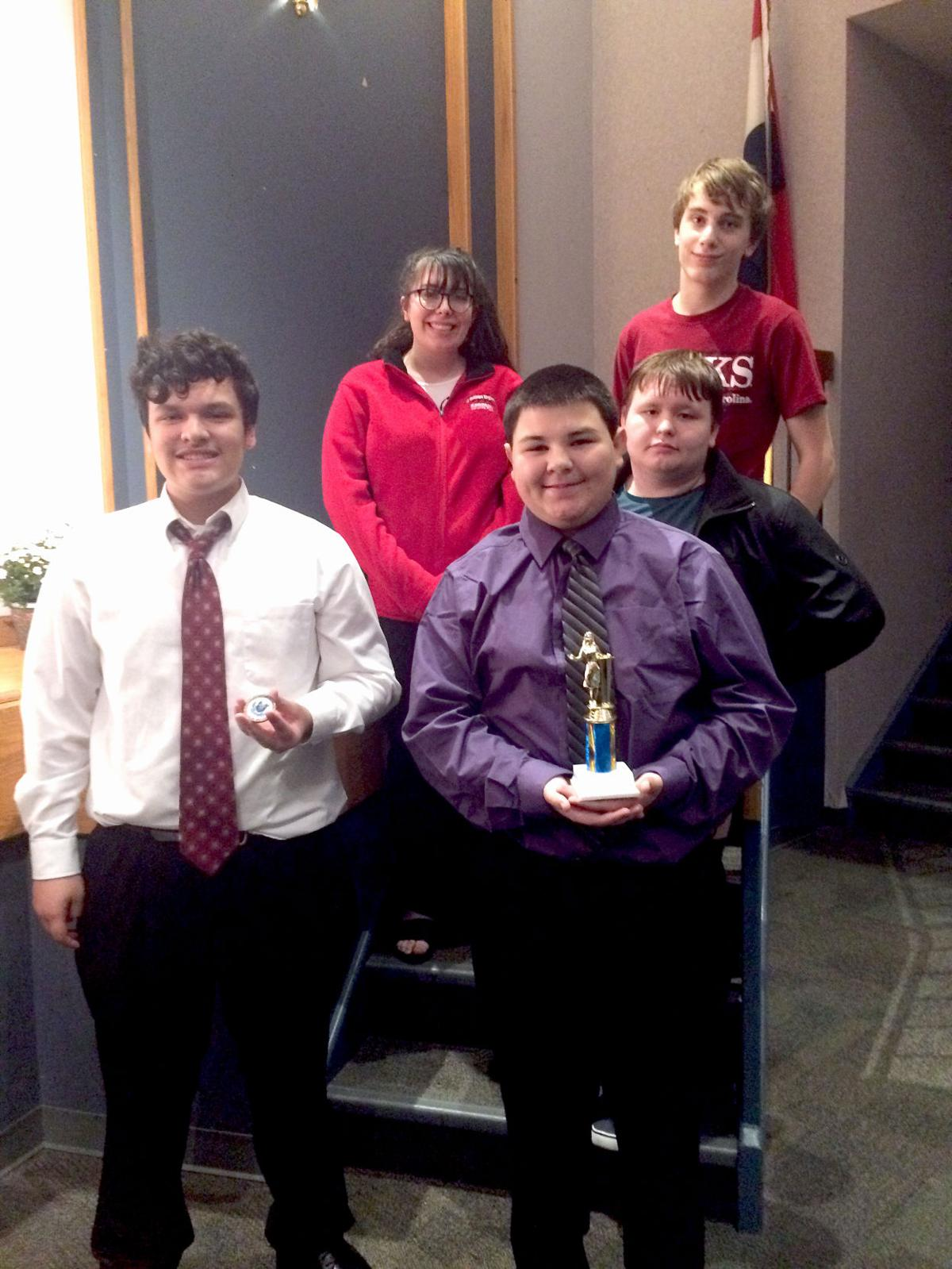 MHS debate team kicks off season