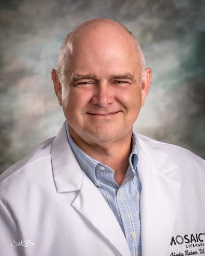 Dr. Charles Radmer