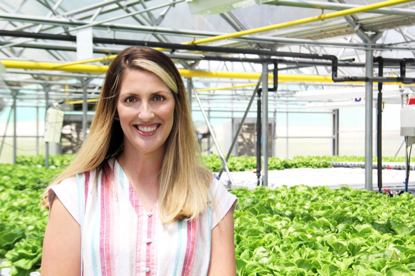 New director begins at Lettuce Dream