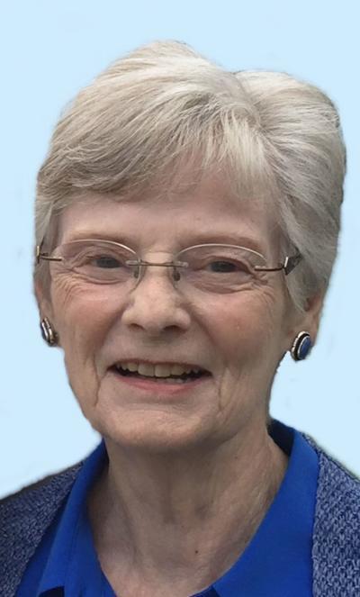 Frances Marie Hill