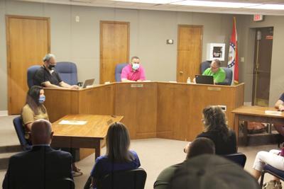 Maryville Council 7-22-20