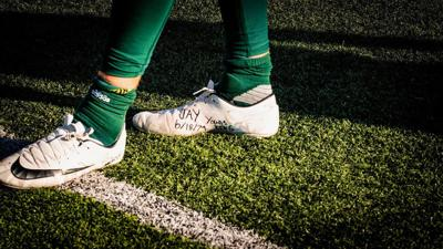 10-10-19 NW football parker cleats.jpg