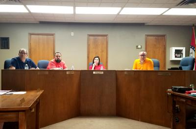 Maryville City Council 8-12-19