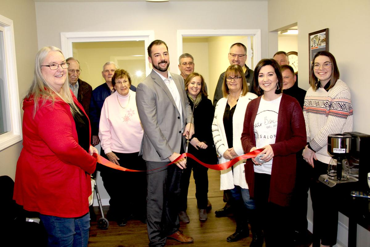 Two local businesses celebrate with chamber ribbon cuttings